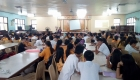 The peace forum in Florentino Torres High School was held last September 18, 2017. Photo from Manila Youth Act Now.