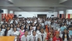 The peace forum in Eulogio Amang Rodriguez Vocational High School was held last September 13, 2017. Photo from Manila Youth Act Now.