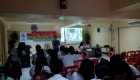 The peace forum in Lakandula High School was held last September 11, 2017. Photo from Manila Youth Act Now.
