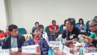 Senate Committee on Civil Service, Government Reorganization and Professional Regulation hearing attended by members of All GE Unity. Photo by Ret Bayolet